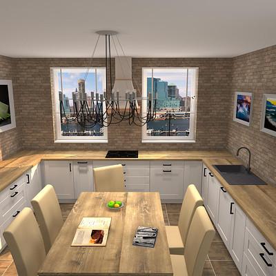 Damian sobczyk modern kitchen v3 1
