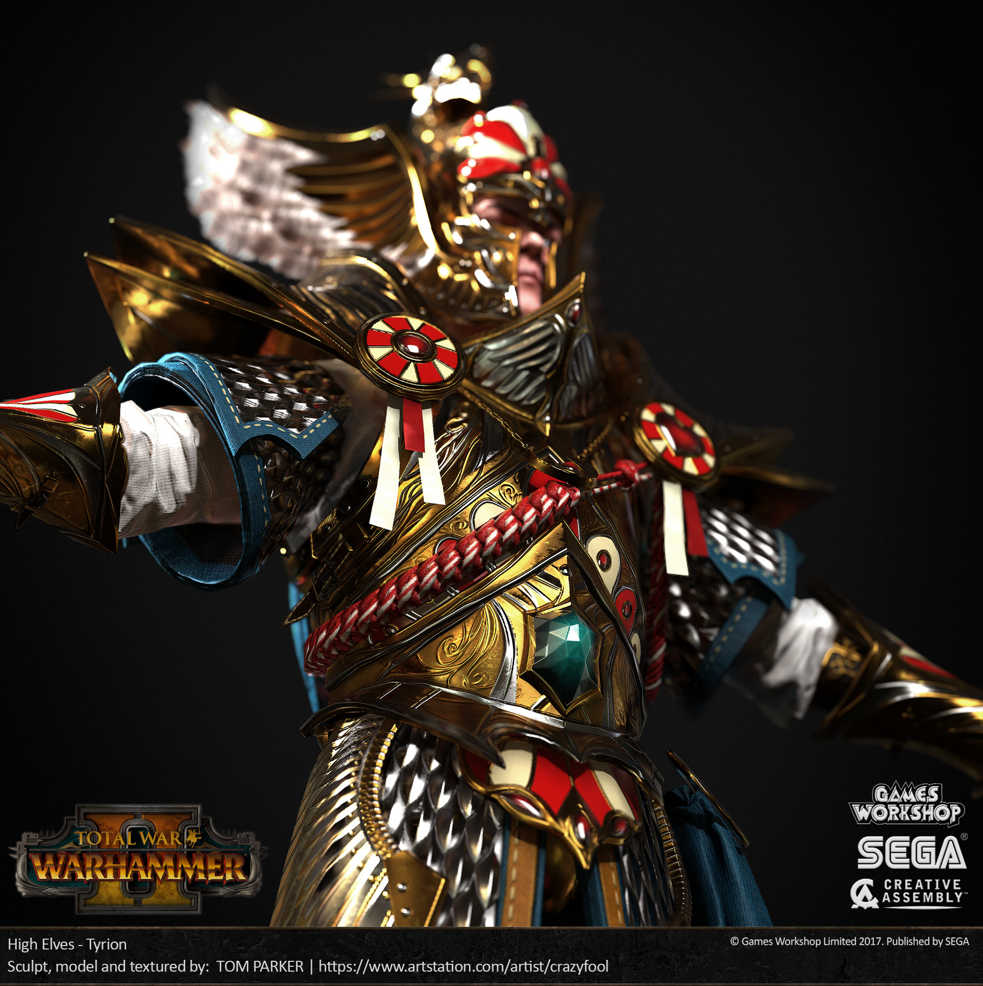 Tom Parker  Total War Warhammer