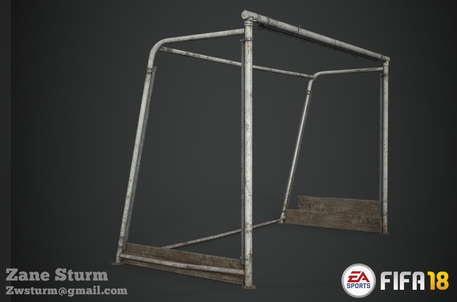 Zane sturm favela goal post