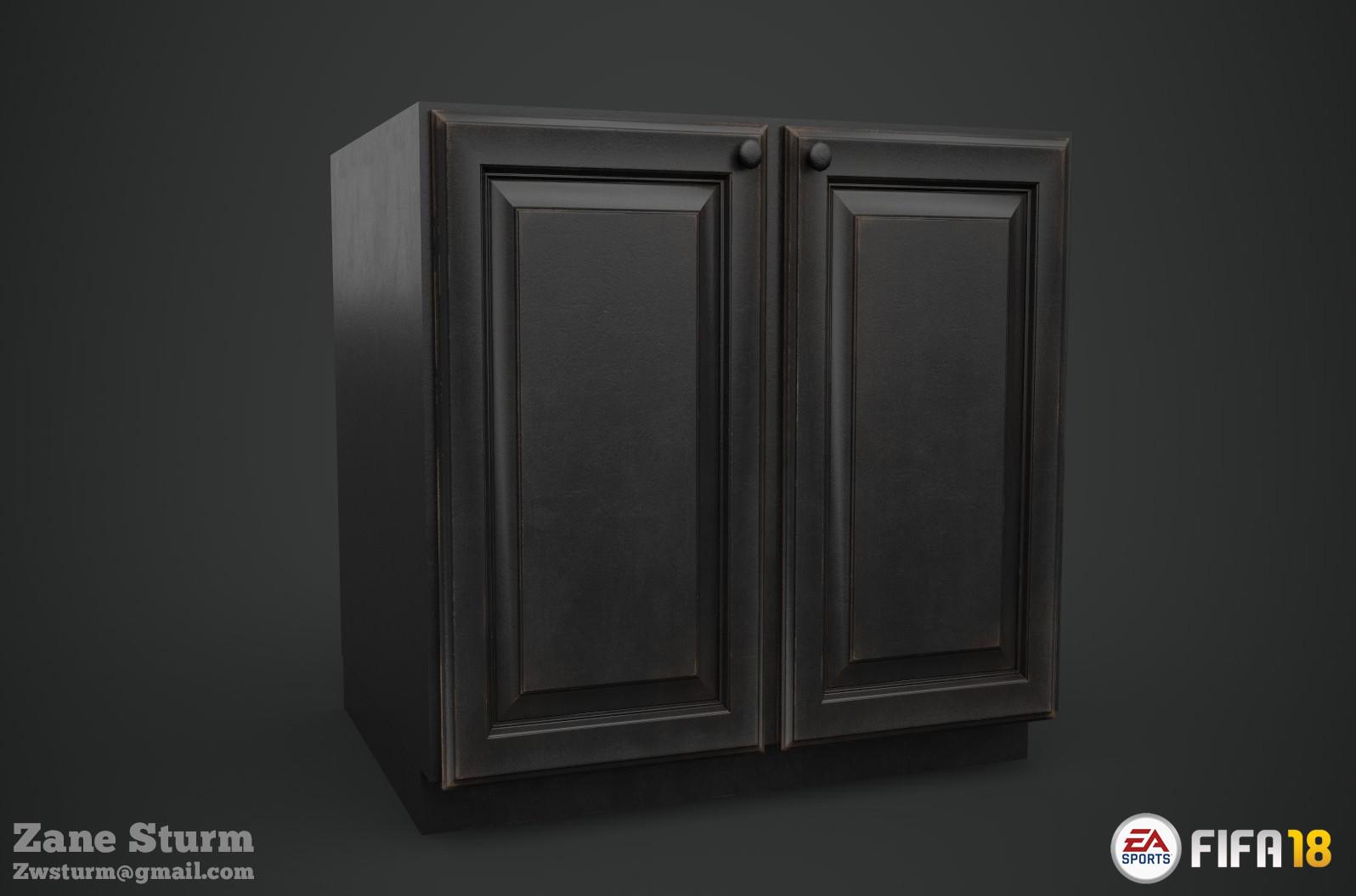 Zane sturm cabinet