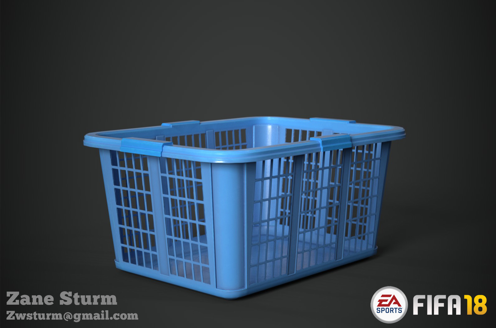 Zane sturm laundry basket