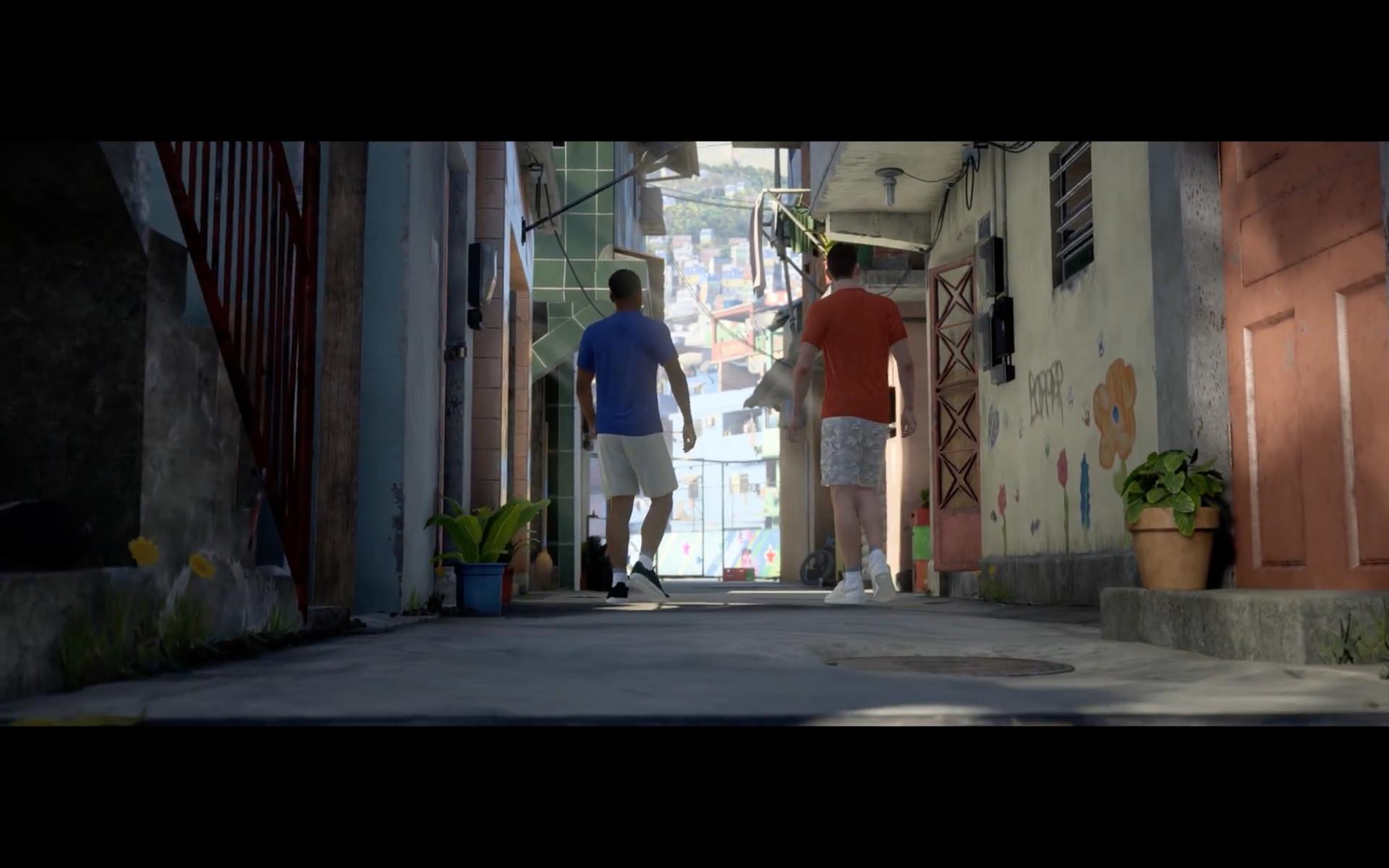 Zane sturm favela