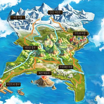 Hyoyeon kim map08
