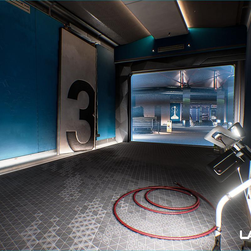 Lawbreakers - Namsan : Interiors