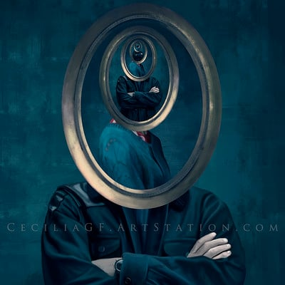 Cecilia g f infinite mirror