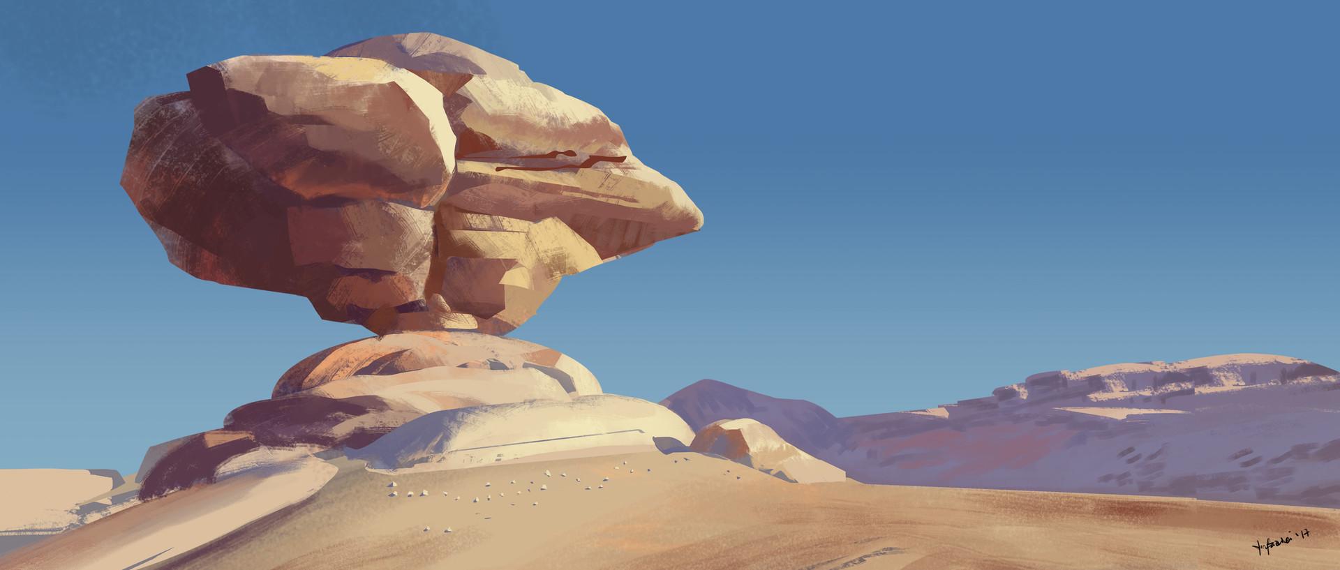 Harrison yinfaowei 20 9 17 rocks