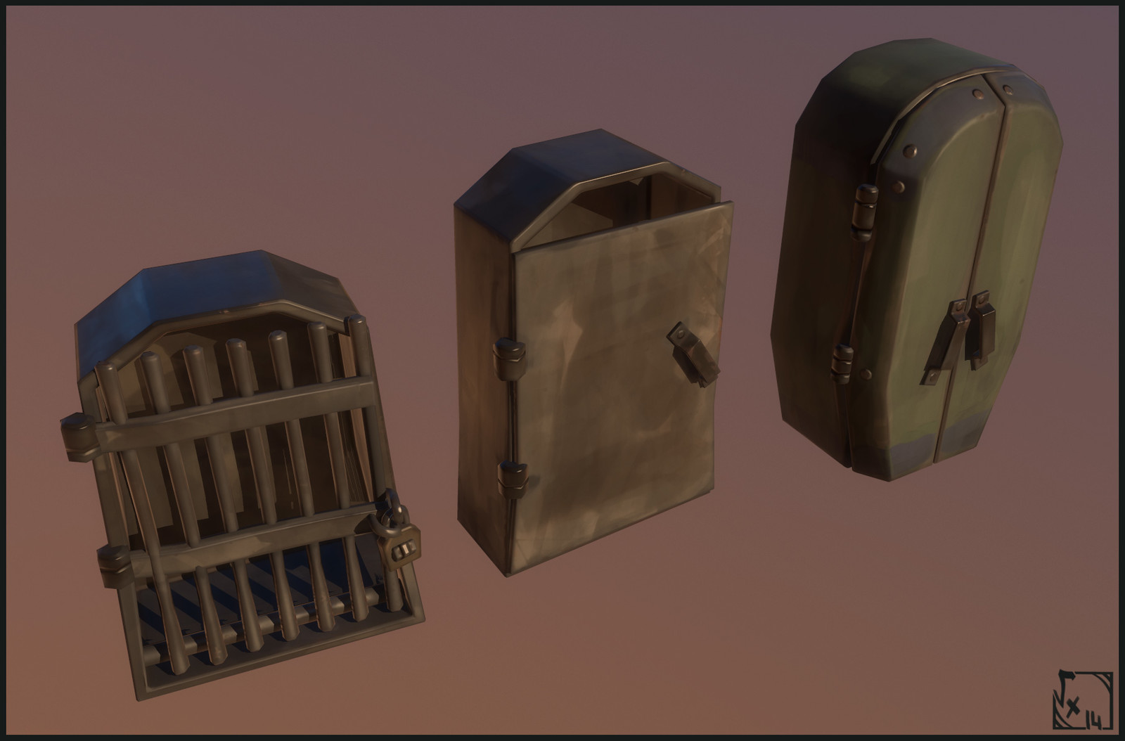 Armoires - Used in spawners