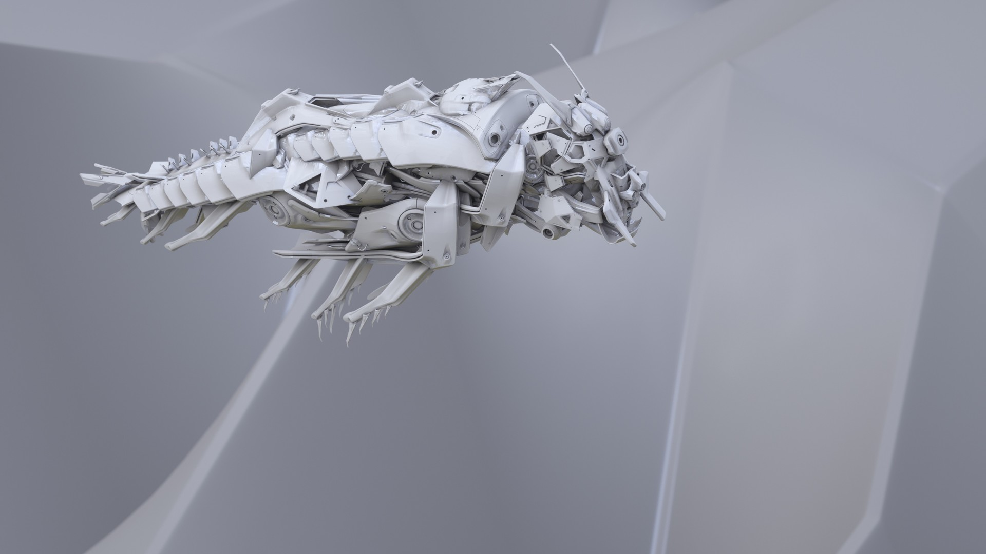 Kresimir jelusic robob3ar 479 ultraborg kitbash vitaly 6