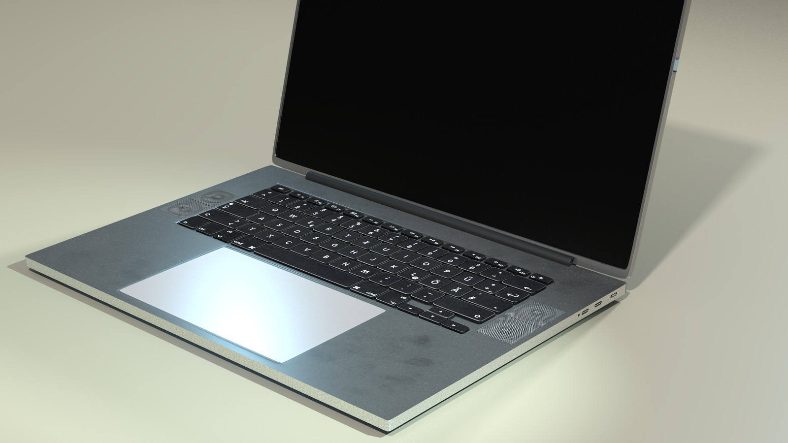 Original Laptop - Dusty
