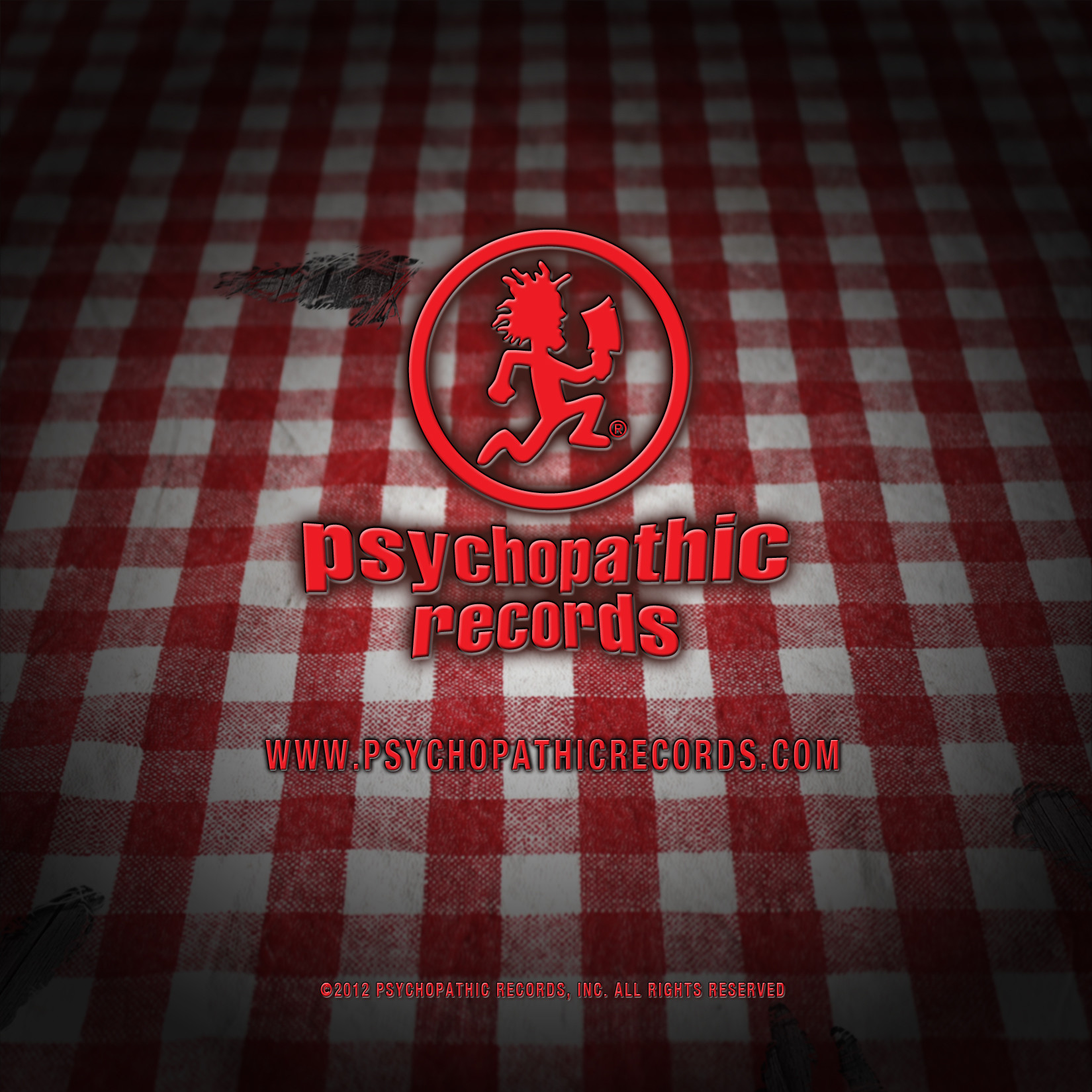 CD Cover illustration and Design for ICP Covered Smothered and Chunked!