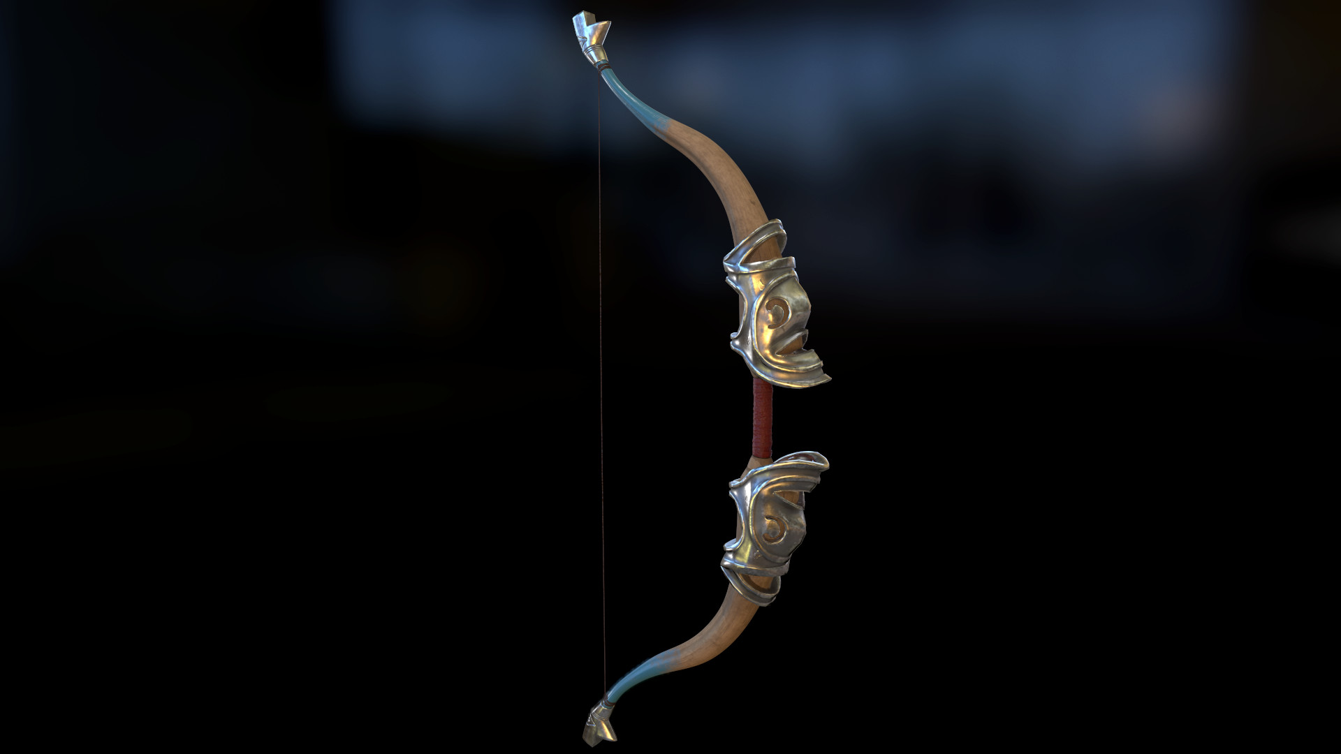 The legend of zelda: link's bow !!!