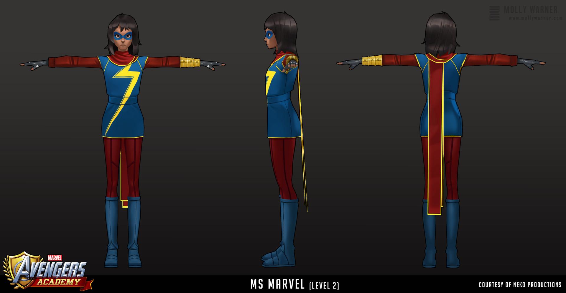 Molly warner 11 avengers academy msmarvel l2