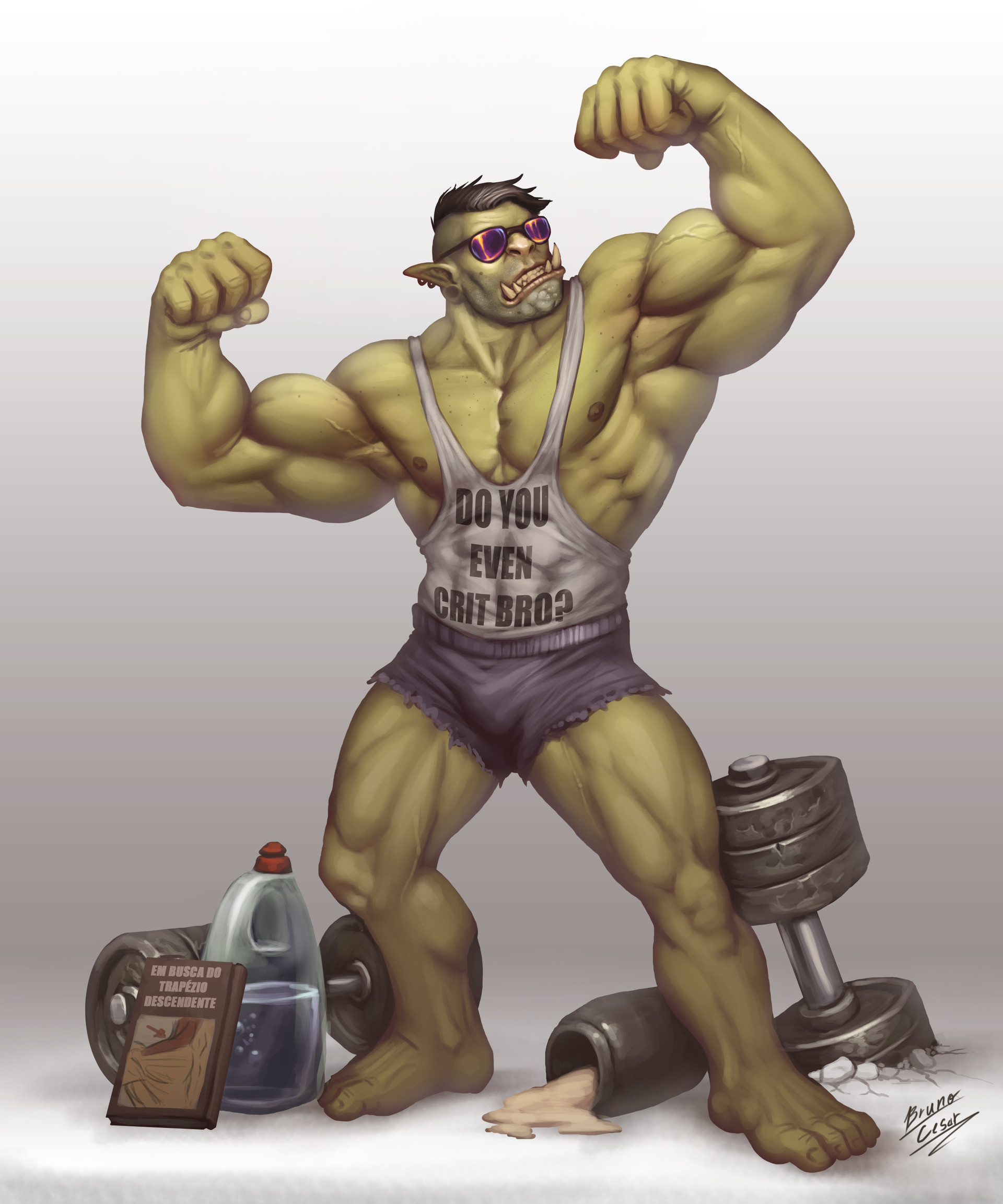 Bruno cesar 01 bodybuilder