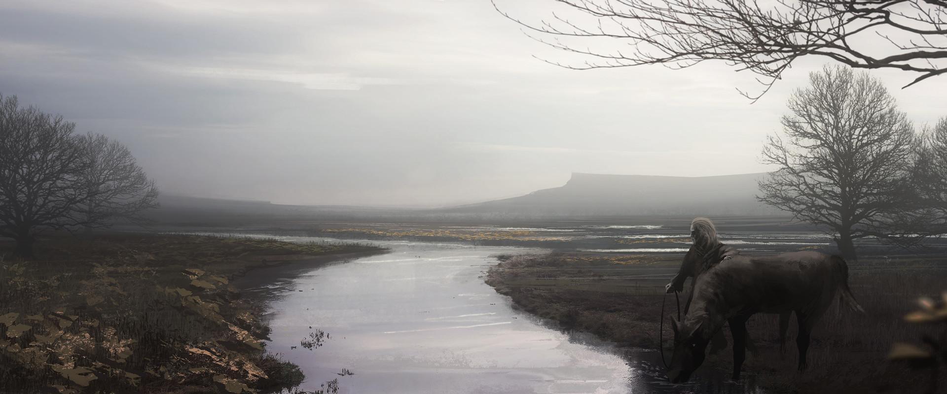 Jack stevens marshlands
