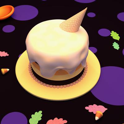Tzu yu kao at 2 halloween cake 0928ss1