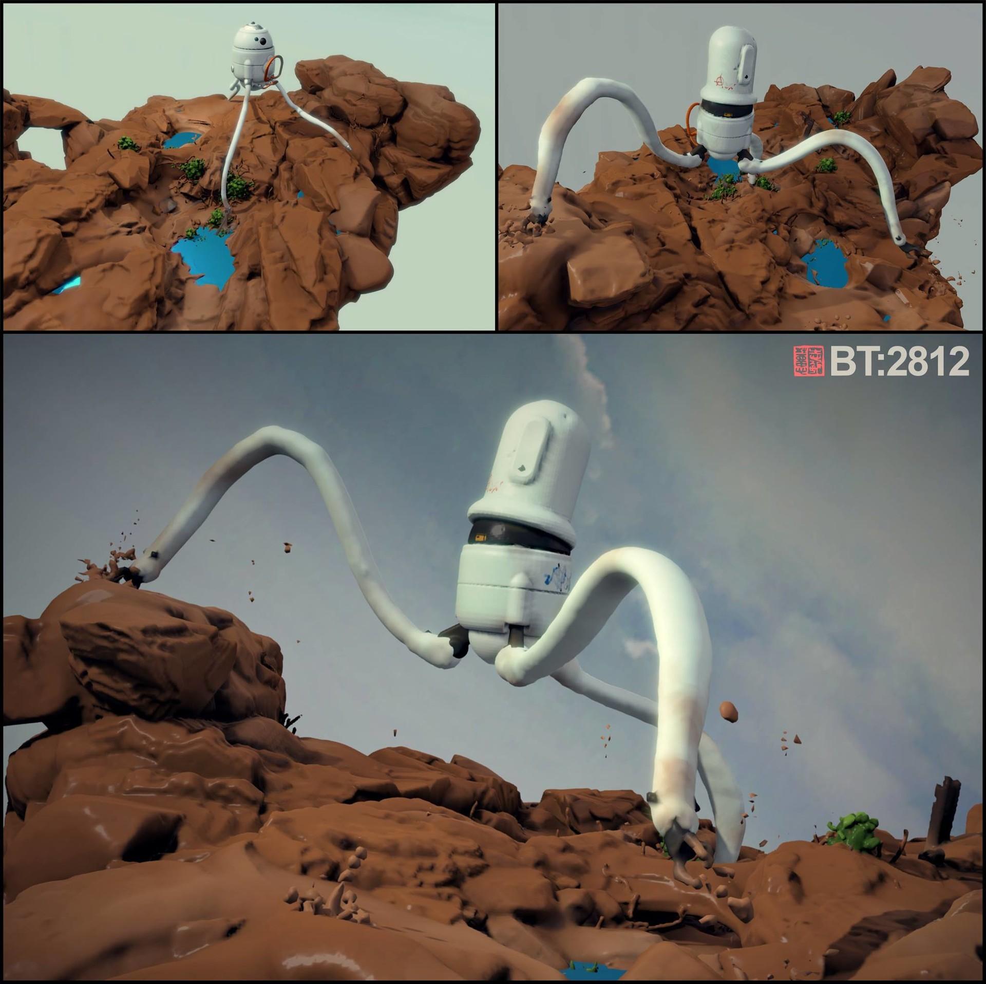 Thierry doizon mudbot 01