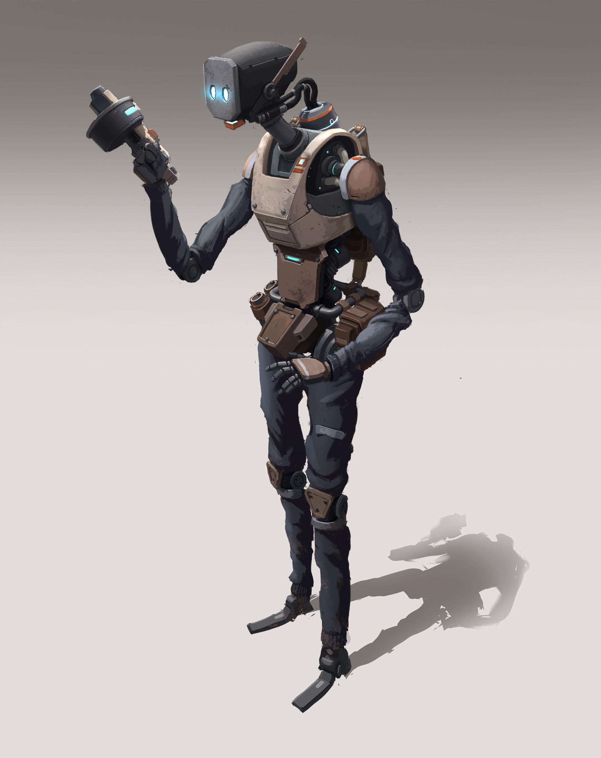 Kyle enochs humanrobot 02