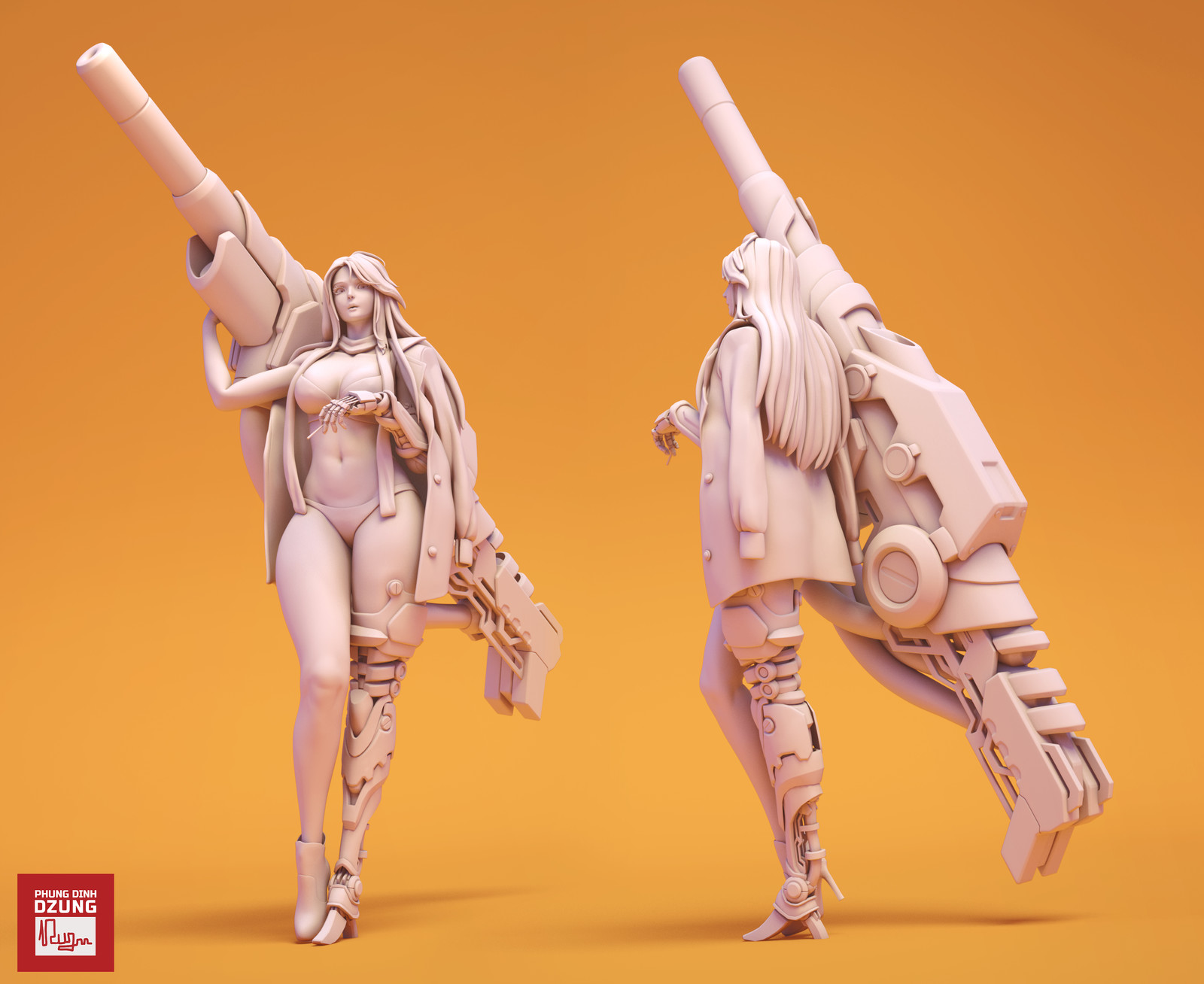 Milita Sculpt