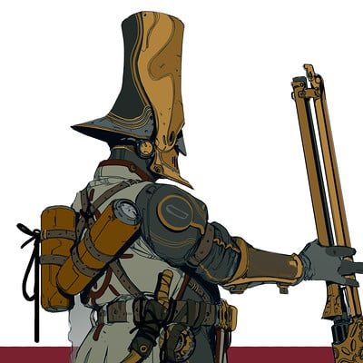 Hugo richard witch hunter 1