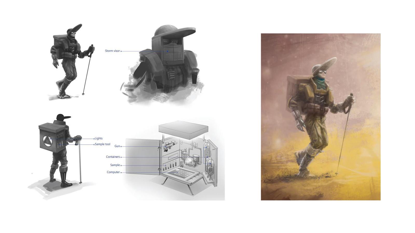 Game project_concept exploration