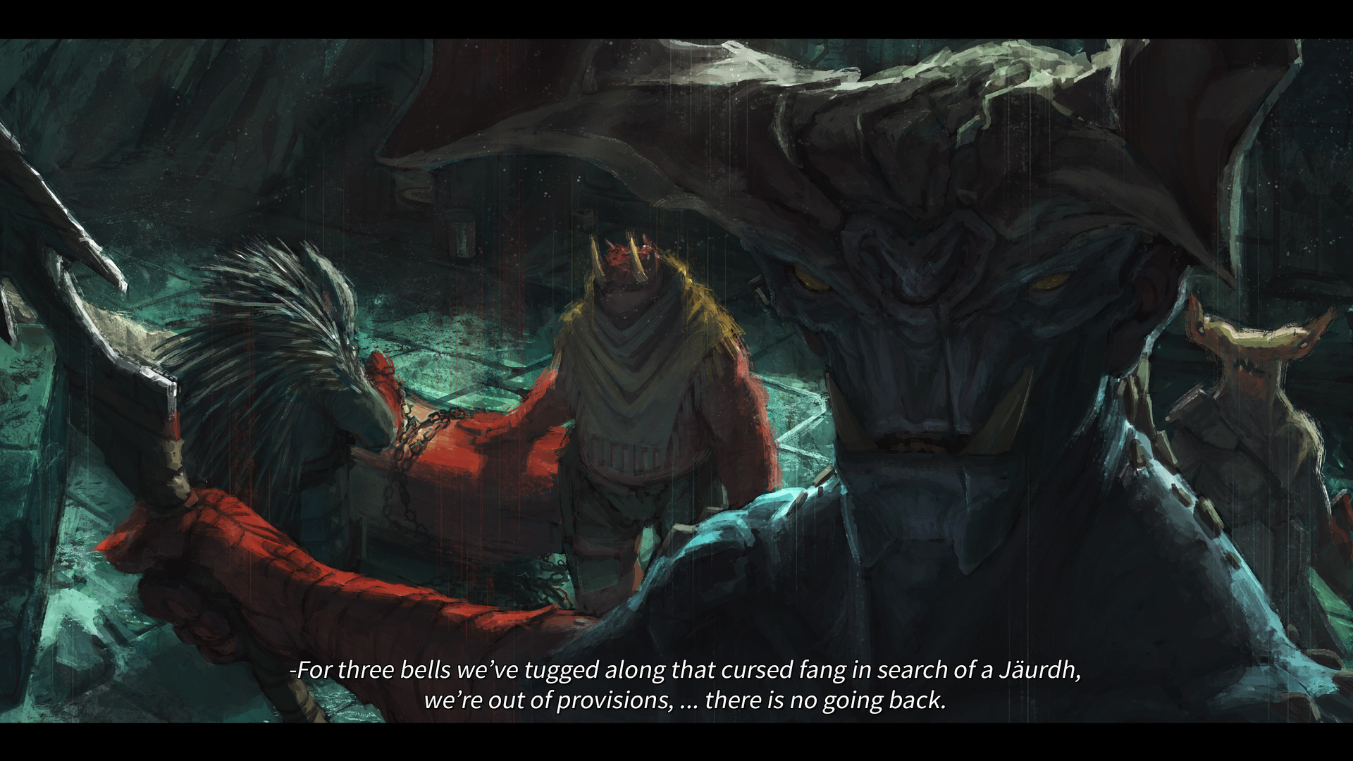 Xabier urrutia demons talking 14 3