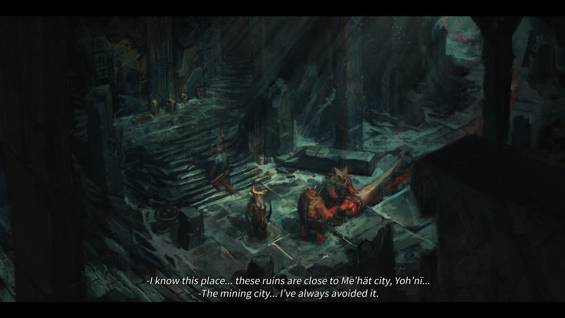Xabier urrutia demons talking 14