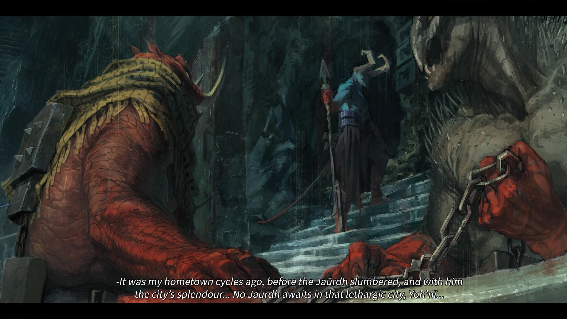 Xabier urrutia demons talking 14 2