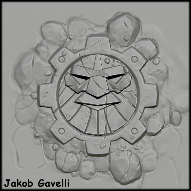 Jakob gavelli basesculpt pres