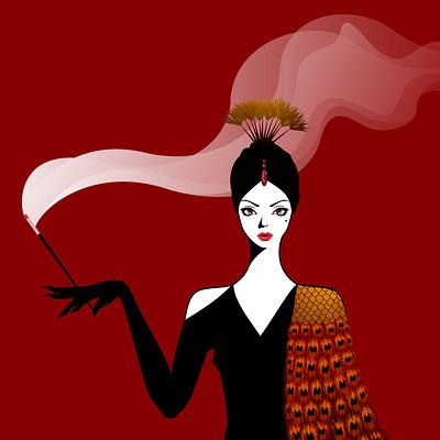 Madame Paon