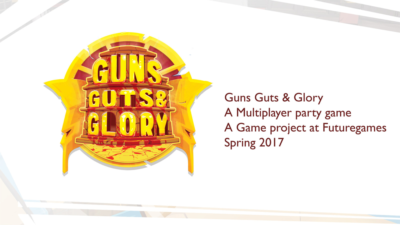 Game project_GunsGuts&Glory