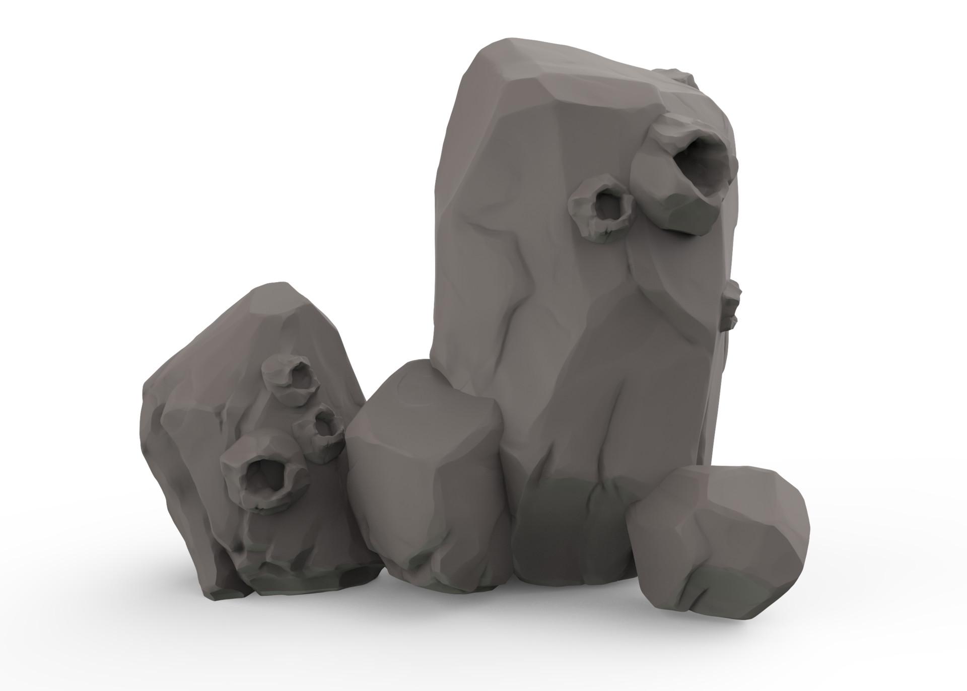 Odin fernandez moreno rocks
