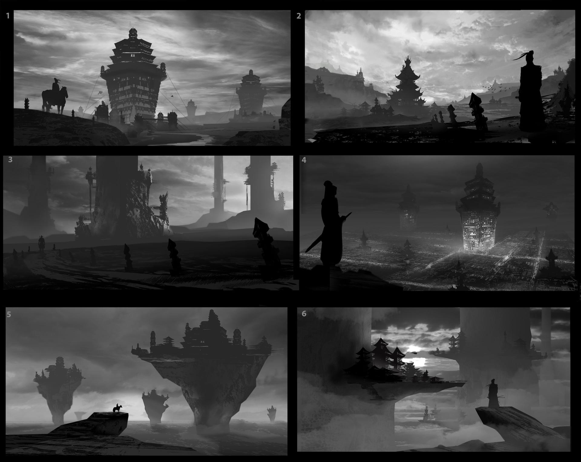 Dennis van kessel environment 6 thumbnails