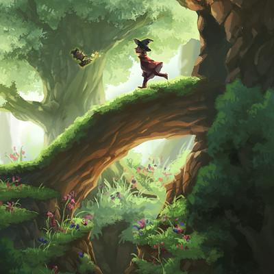 Griselda gabriele overgrownforest