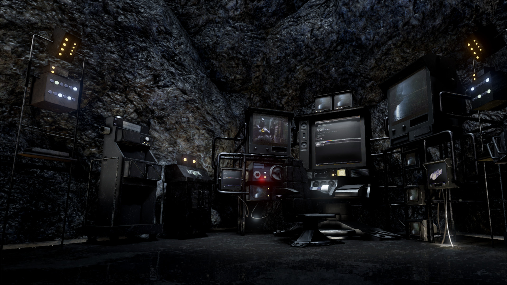Artstation Batcave 1989 Unreal Engine Environment Ryan