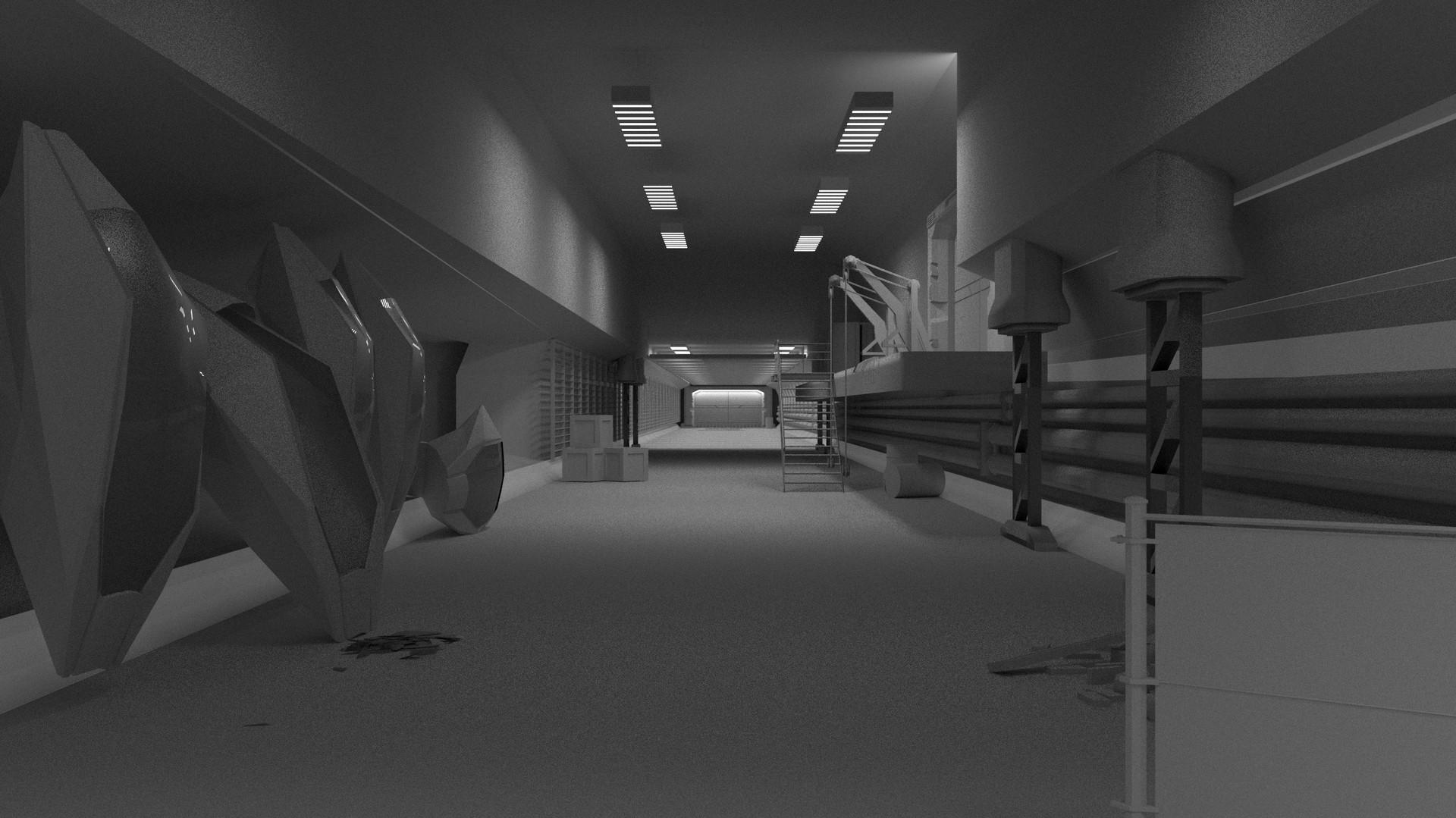 Art ankhn level fps render part 3
