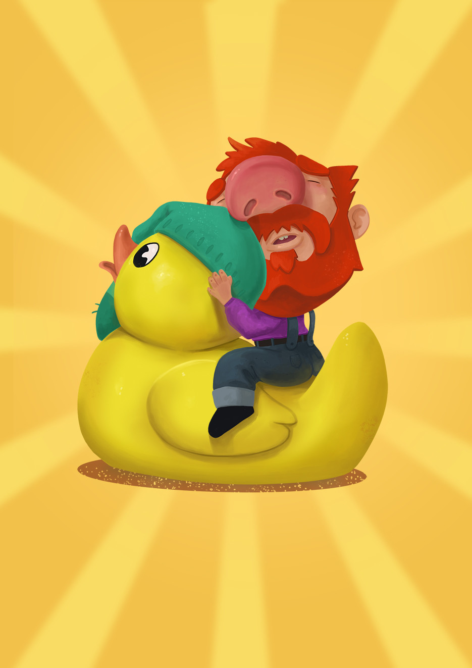 Josh merrick 5 duck