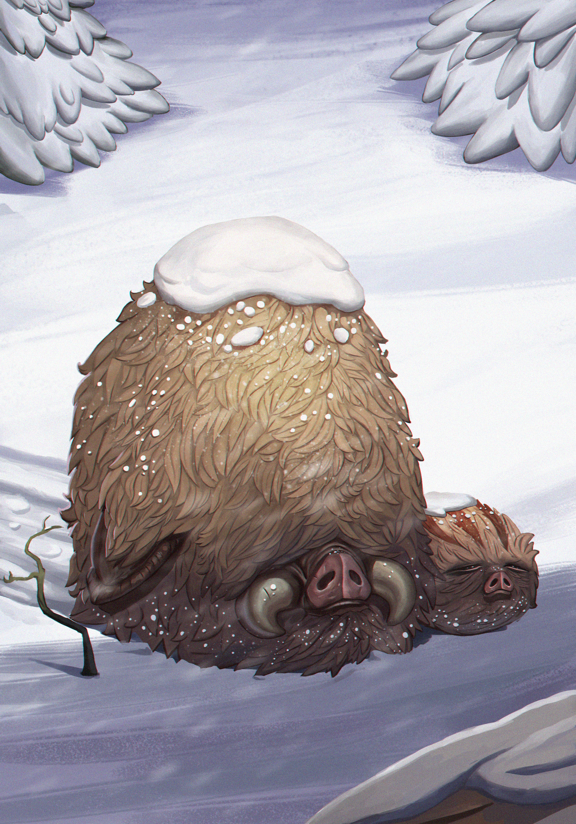 Swinub and Polyswine