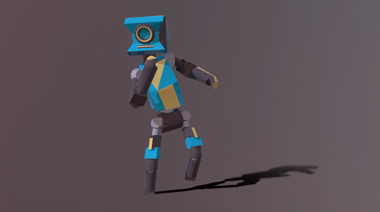 Scout windsor robot dance 2