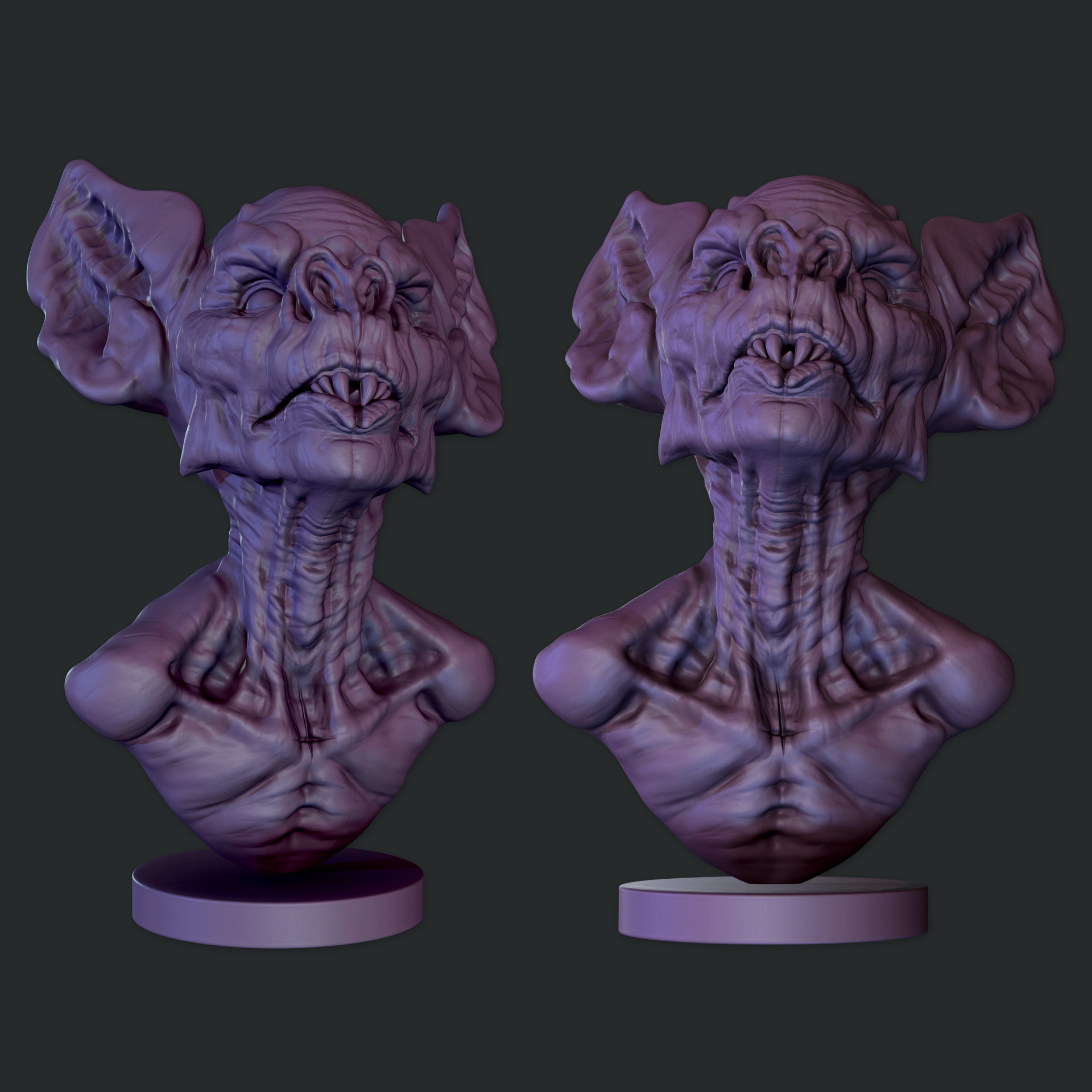 Marmoset Toolbag Render