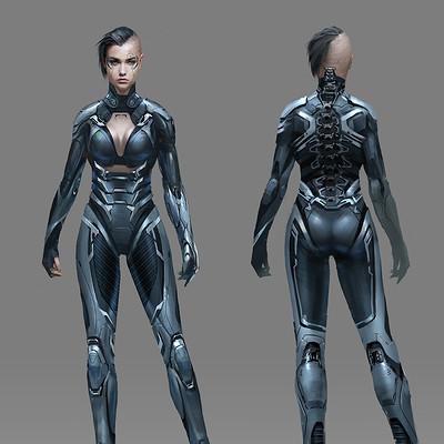 Alex ichim android concept