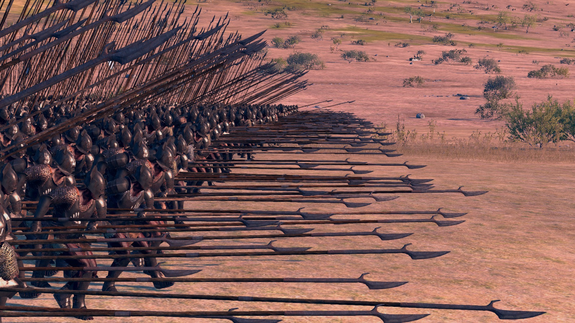 Pike wall (Ingame)
