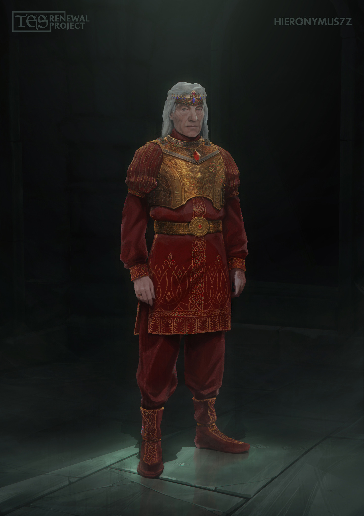 Alfred khamidullin emperors robes fin2