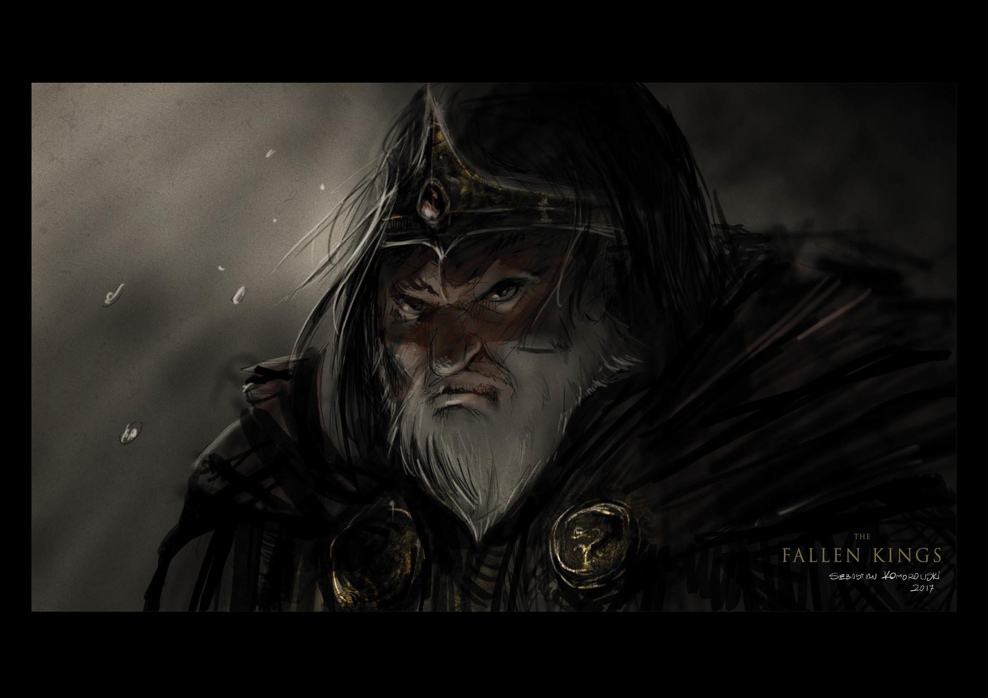 Sebastian komorowski greedy king