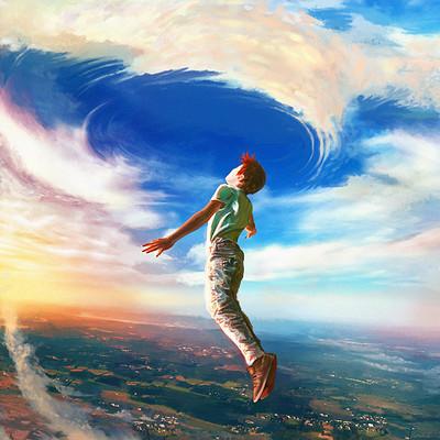 Sam k boy fly