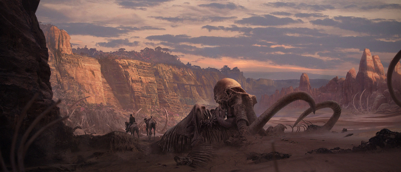 Damian bajowski skeletons valley 10