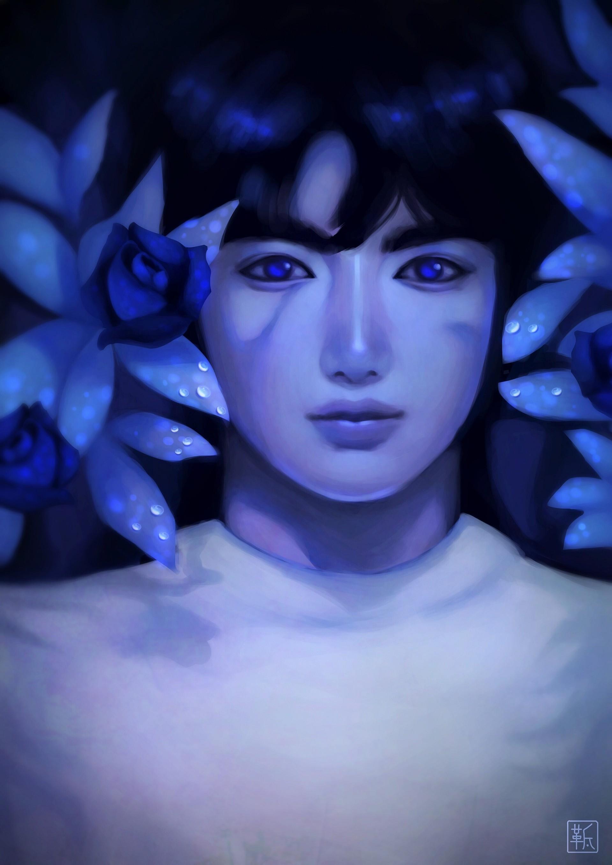 ArtStation - Mingyu SEVENTEEN, Sophia Jin