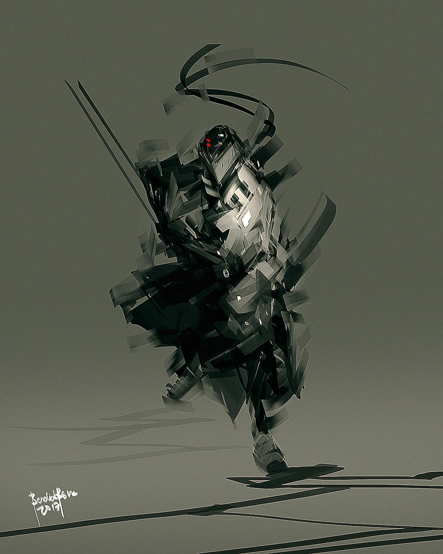 Benedick bana quicksketch ninja final lores