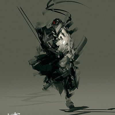 Benedick bana quicksketch ninja final lores