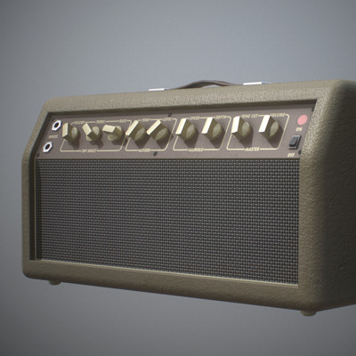 Quentin riviale pbr lowpoly amp capture