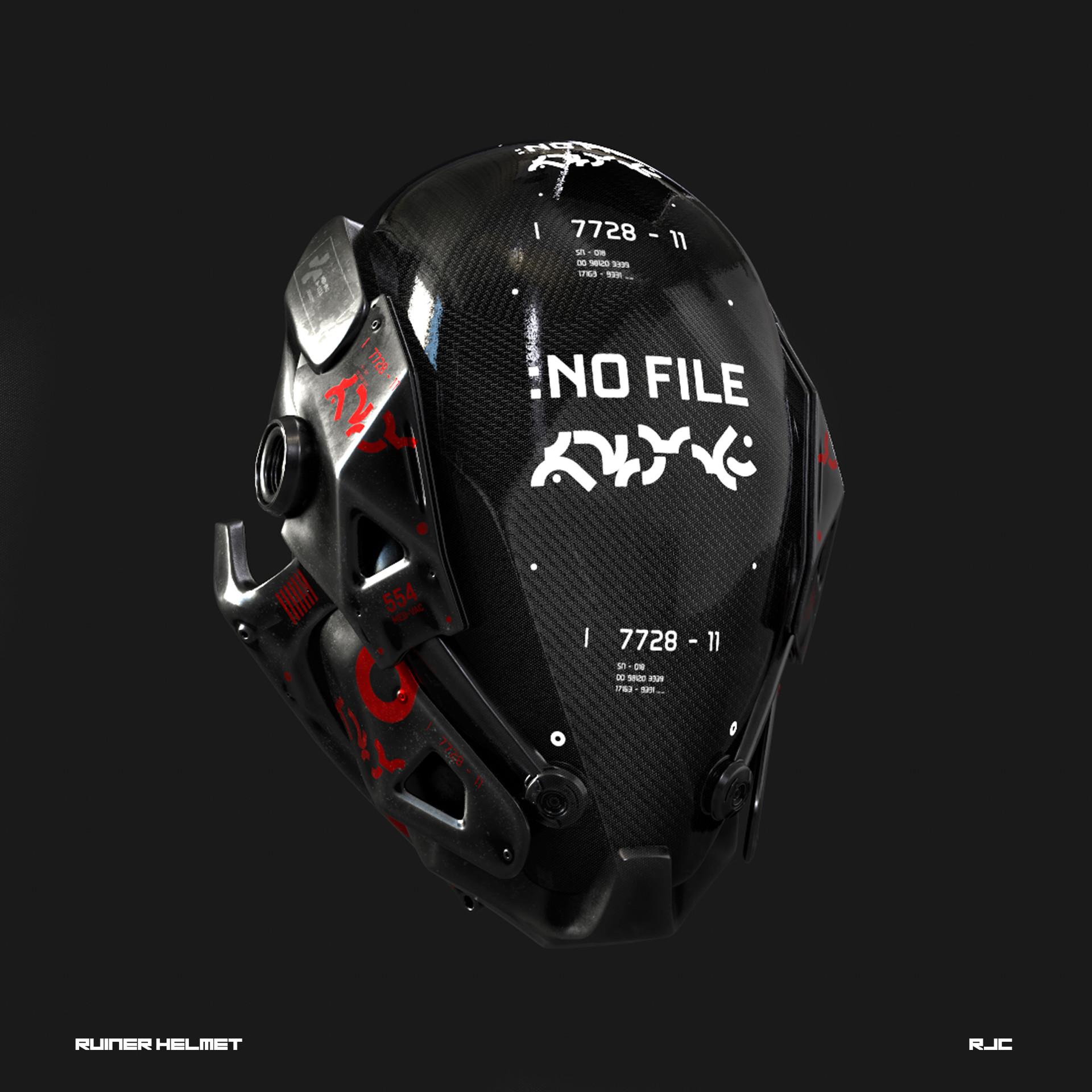 Ry cloze helmet ruiner1112